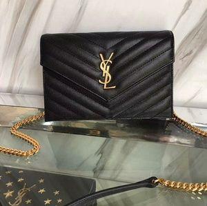 YSL Saint Laurent Bag Check Description